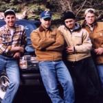 guys on truck