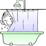 basic shower