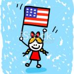 patriot girl