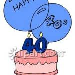 40th_Birthday_Cake_Royalty_Free_Clipart_Picture_090131-165844-091042