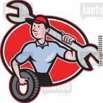 Engineer logo.