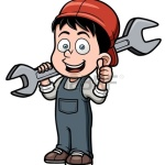 cute mechanic 1