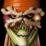 scary veggies..