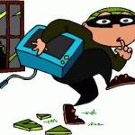 burglar thief picture