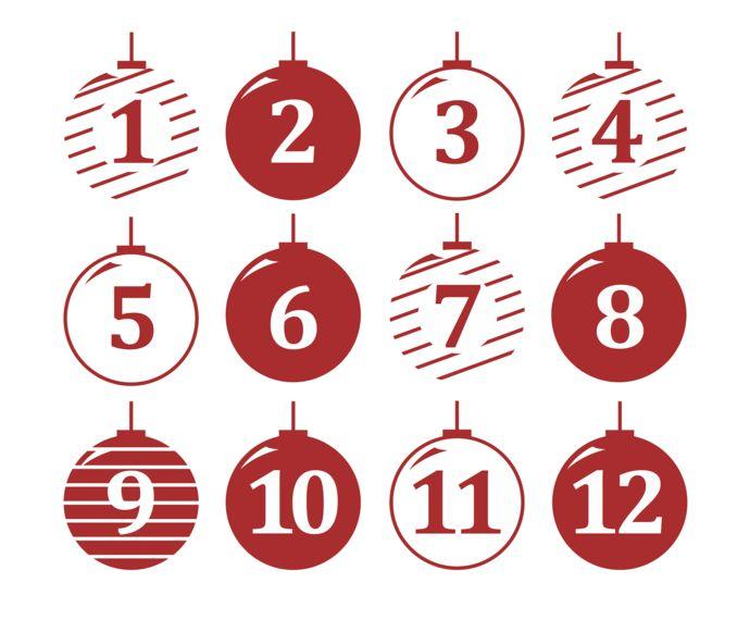 Calling Birds 12 Days Christmas >> 12 Days of Christmas, MS Style | Yvonne deSousa.com